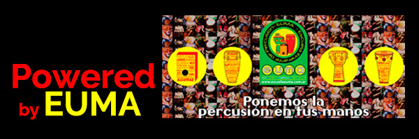 Tocar Percusión - powered by Escuela EUMA