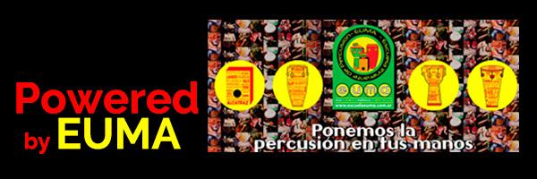 Tocar Percusión - powered by Escuela EUMA