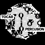 Tocar-Percusion-Escuela-Online-Logo-white-Small